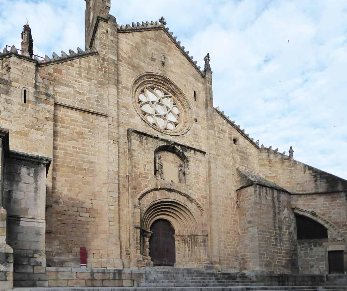 Plasencia Catedral Vieja Portada