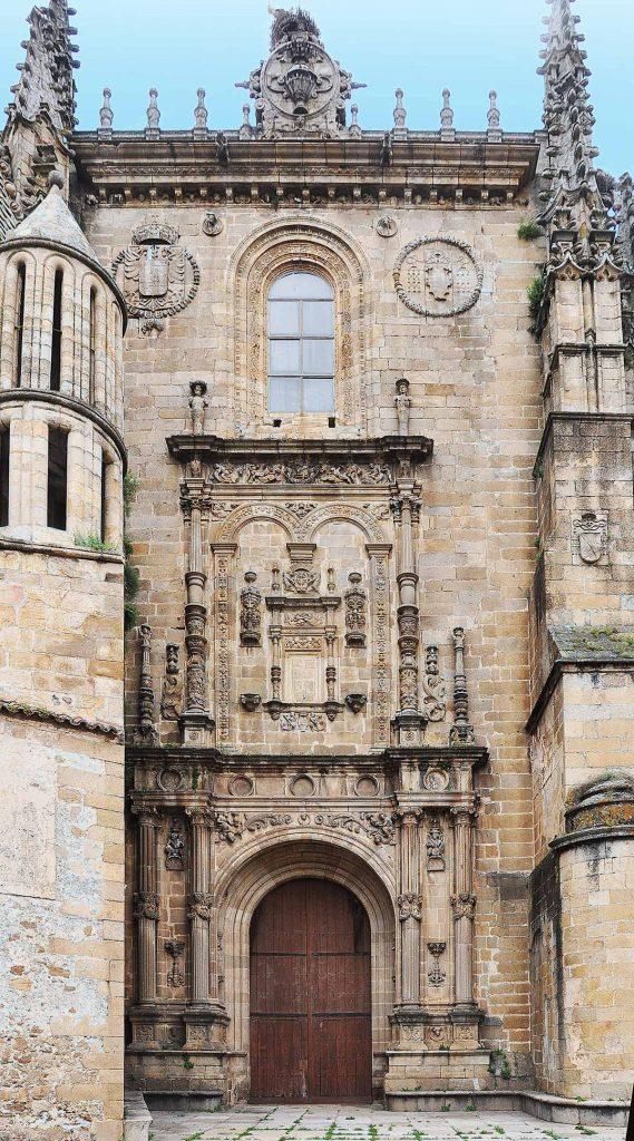 Plasencia Catedral Nueva Enlosado