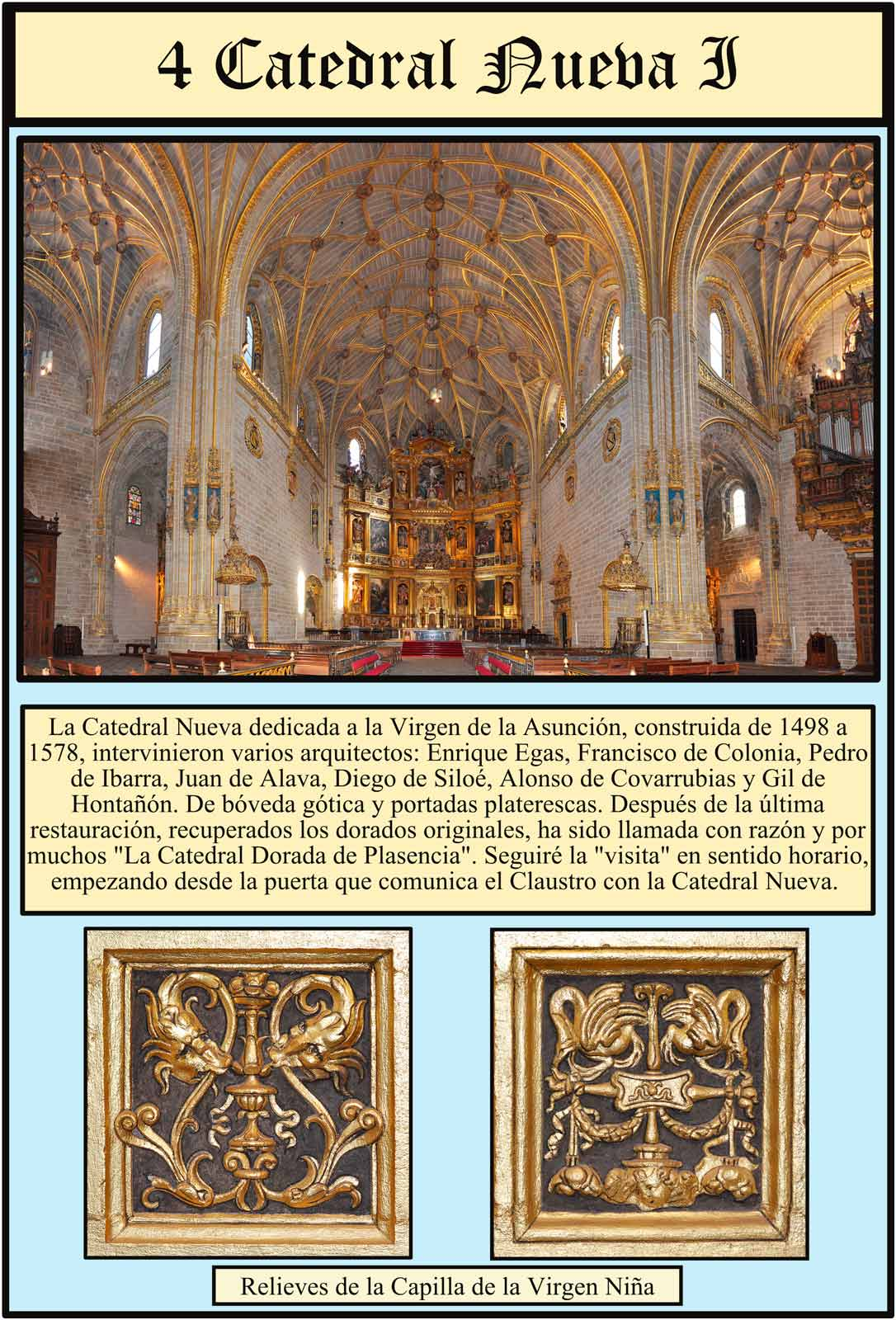 Catedral Nueva Dorada