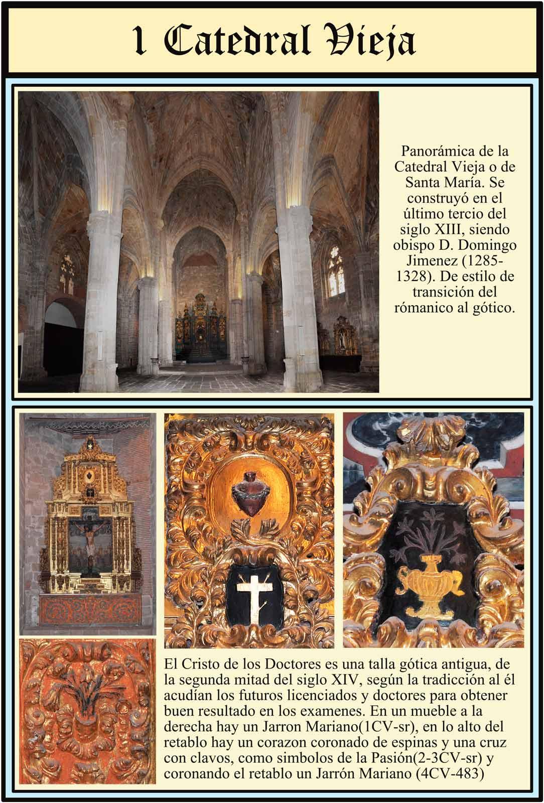 Cristo de los Doctores Catedral Vieja