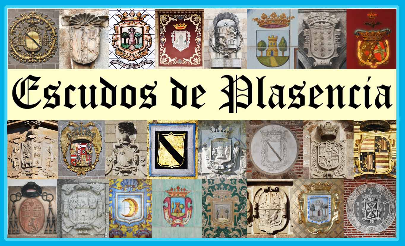Titulo Escudos de Plasencia