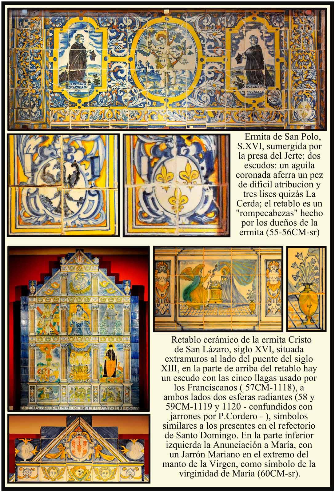 Museo de la Catedral Azulejos